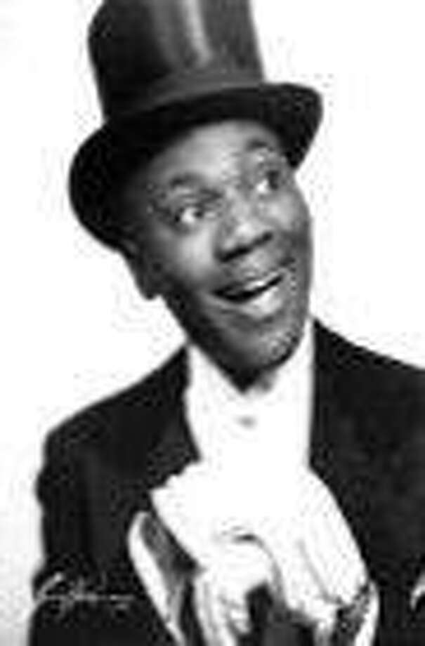 """screen shot of Bill 'Bojangles' Robinson from http://www.bojanglesmuseum.com/  HOUCHRON CAPTION (10/15/1999):  Bill """"Bojangles"""" Robinson is described on this site as: """"Tap dancer, freedom fighter."""" This companion site to a biography of Robinson shows both sides - that of consummate entertainer and fighter for the rights of black performers."""