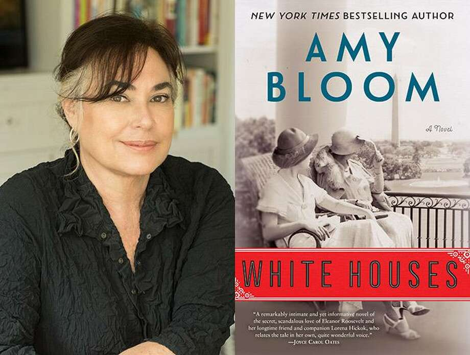 Author Amy Bloom is the guest speaker at the Gunn Memorial Library on Thursday, April 5. Photo: Contributed Photo/Amy Bloom