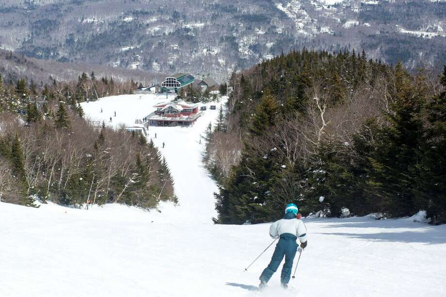 Sugarbush Resort in Vermont will have more than half its 111 trails open this weekend. Photo: Sugarbush Resort Via Facebook / all rights reserved