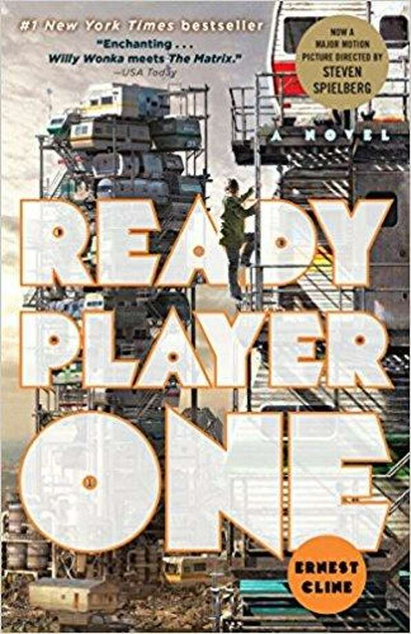 """Ready Player One"" cover art Photo: Broadway Books"