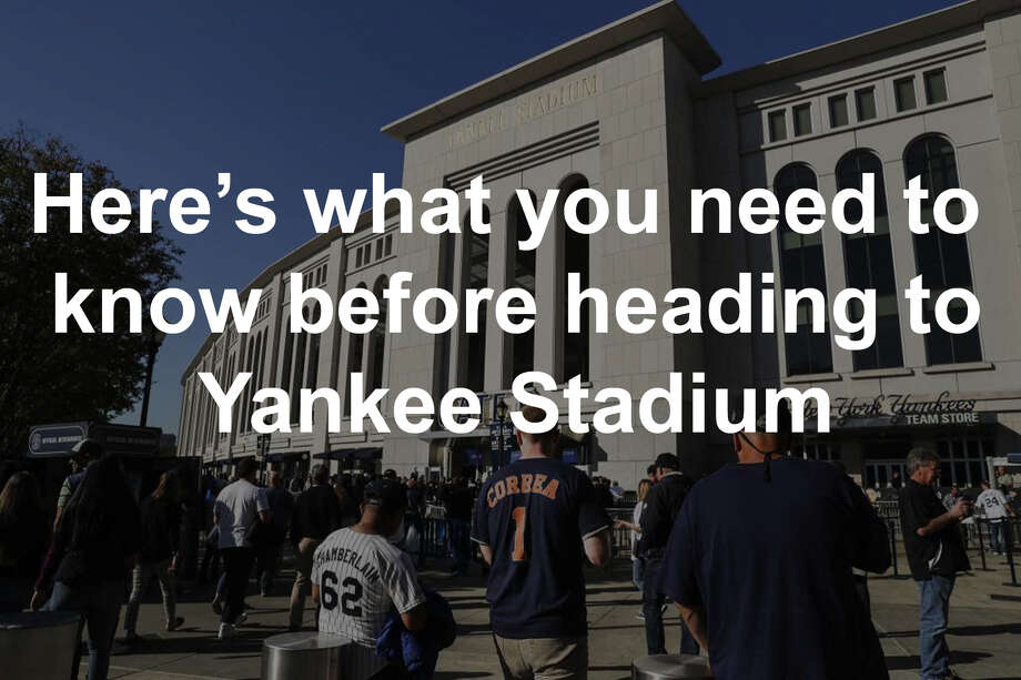 brand new 4e79b fbece Your guide to the Yankees Home Opener 2018 - Connecticut Post