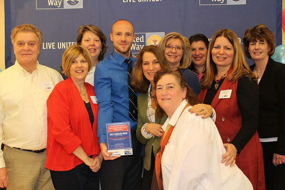 TheACT Group, based in Cromwell isa 2017/18 gold corporate sponsor of the Middlesex United Way. Photo: Contributed Photo