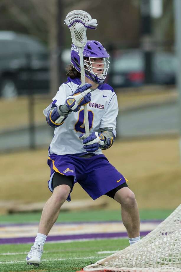 Sophomore attack Davis Diamond is likely to get his first career start against Stony Brook on Saturday. (Bill Ziskin/UAlbany athletics) Photo: Bill Ziskin / © Bill Ziskin Photography LLC