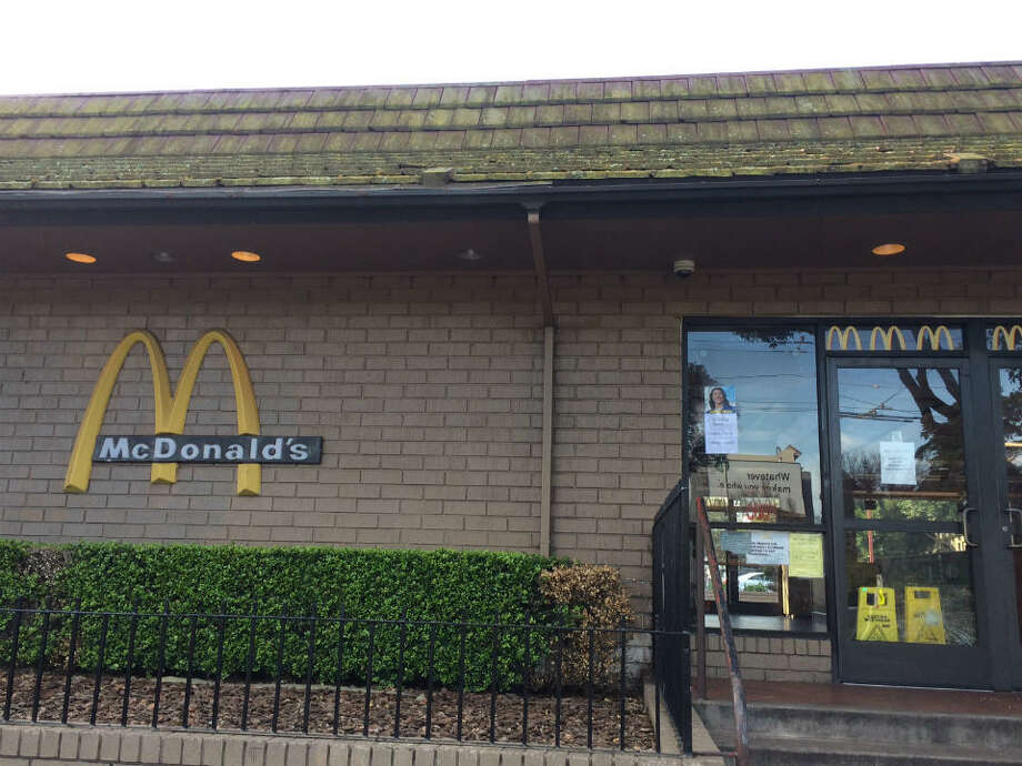 McDonald's in the Upper Haight has closed after five decades. Photo: Camden Avery / Hoodline