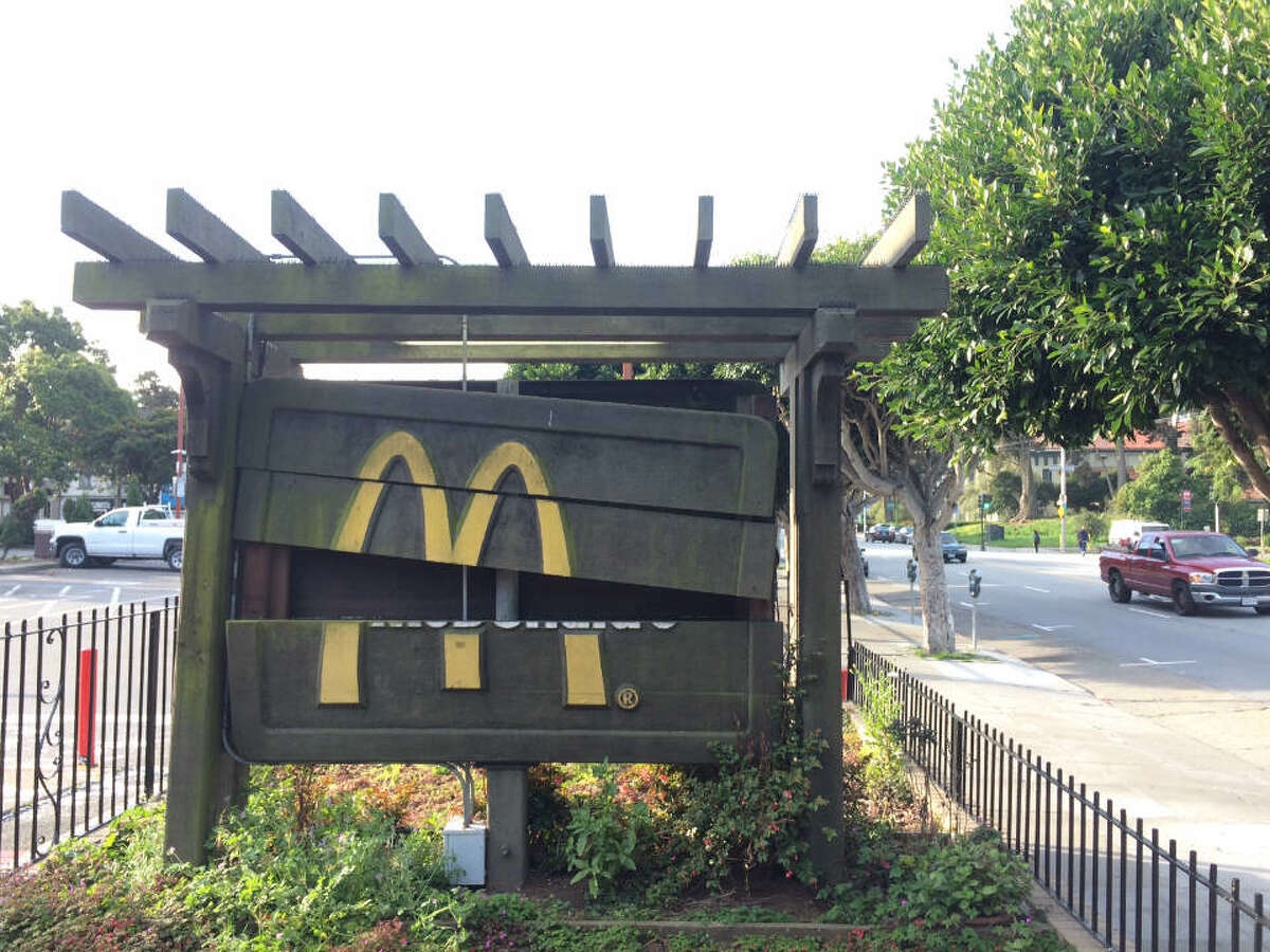McDonald's in the Upper Haight has closed after five decades.