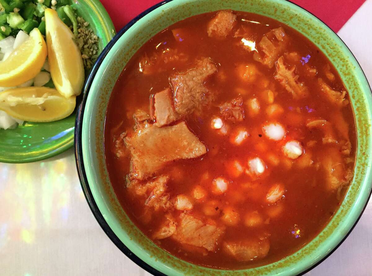 Mexico: Menudo. This beef stomach, beef feet and chili soup does away with tummy aches.