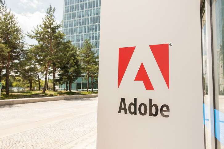 Adobe Systems posted record revenue for its first quarter of fiscal 2018 along with a surge in profits. (Dreamstime/TNS)