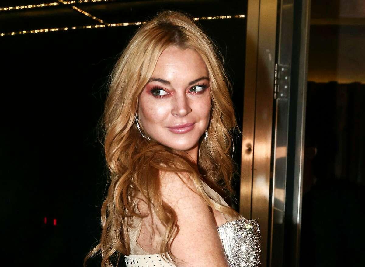 Lindsay Lohan The