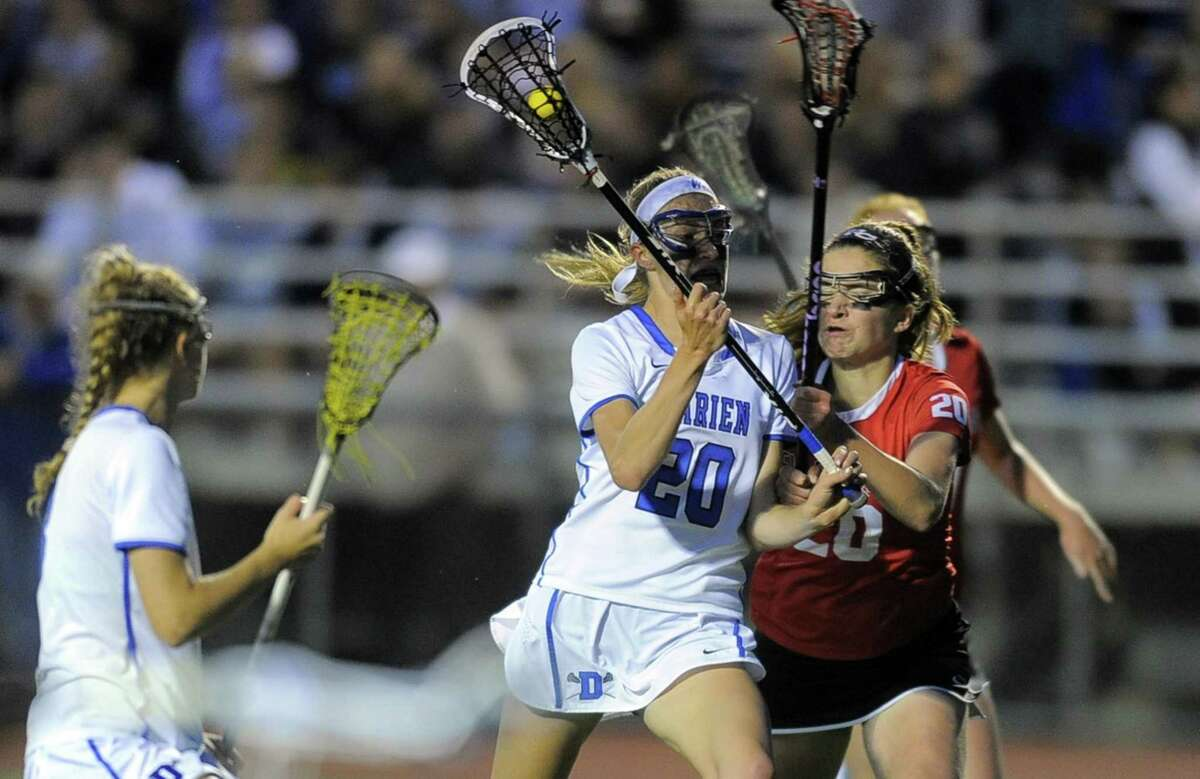 Darien, led by Katie Ramsey, are in search of a 7th straight FCIAC title this spring.