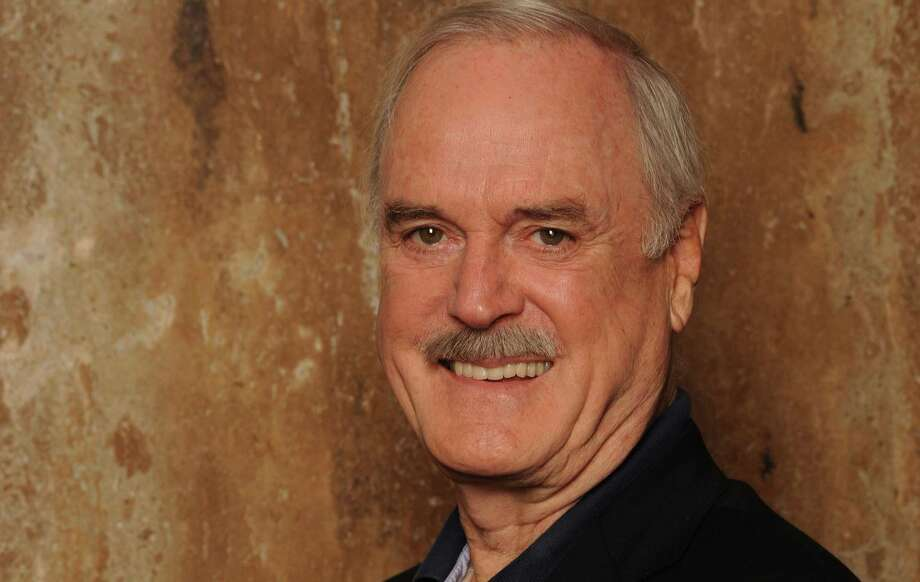 """Comedy legend John Cleese will take part in a Q&A following a screening of Monty Python and the Holy Grail"""" at the Majestic Theatre. Photo: CAA /CAA / (C)2011 {Bob King}, all rights reserved"""