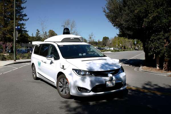Waymo starts to eclipse Uber in race to self-driving taxis