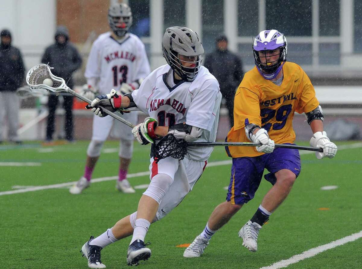Kevin Costello, right, will be one of Westhill's top players this season.