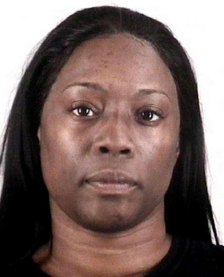 Crystal Mason Photo: Tarrant County Prison