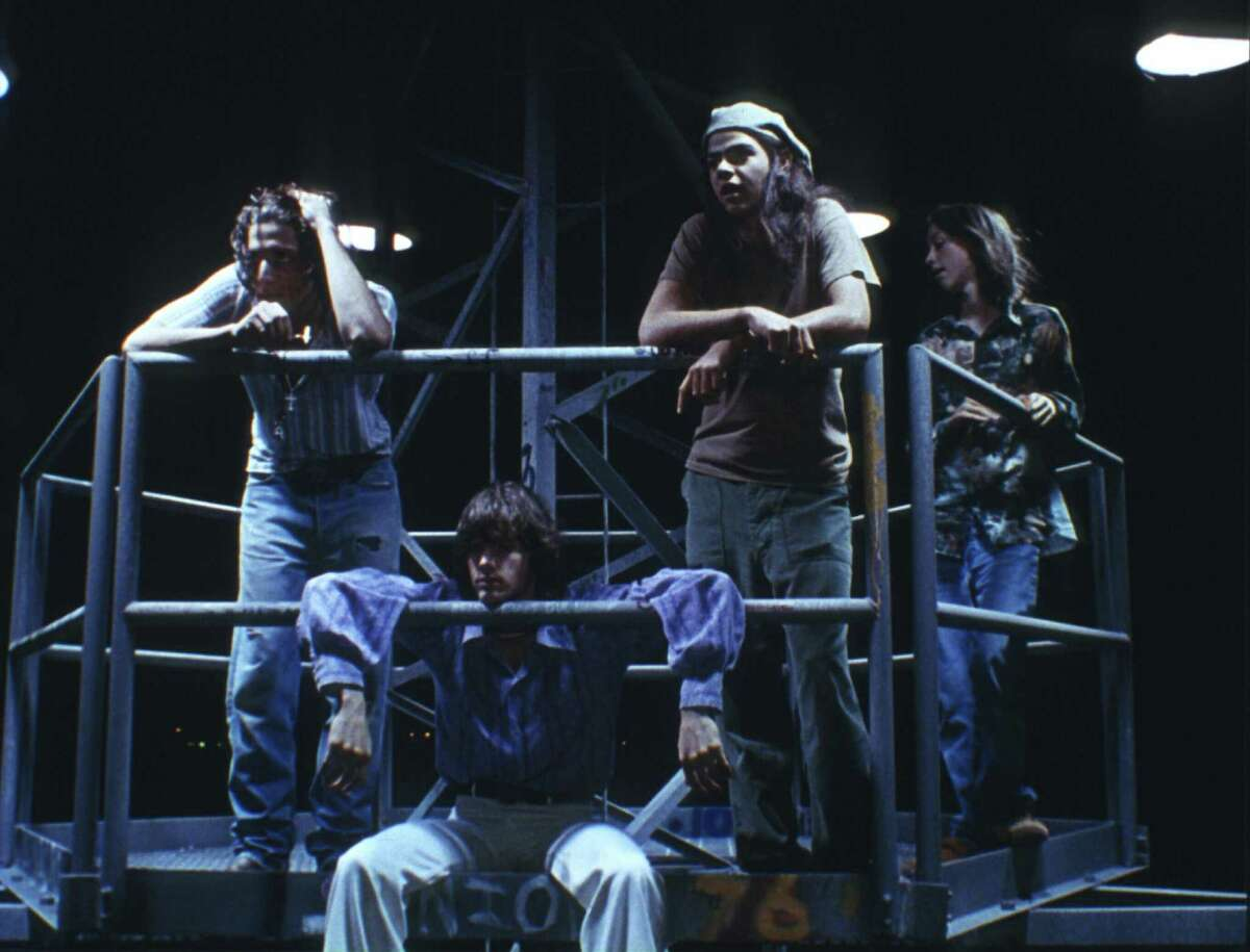 Dazed and Confused (1993) was filmed in Austin, Tx and directed by Richard Linklater.