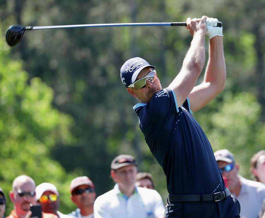 Henrik Stenson, 43, Sweden A two-time Houston Open runner-up with four top-10 finishes at the Golf Club of Houston, is playing a U.S. fall event for the first time in a wraparound season. …One of only three players to win a major (2016 British Open), the Players Championship (2009) and FedExCup (2013). …Six-time winner on the PGA Tour and 11-time winner on the European Tour. …Five-time Ryder Cup member representing Europe. Photo: Tim Warner, For The Chronicle / Houston Chronicle