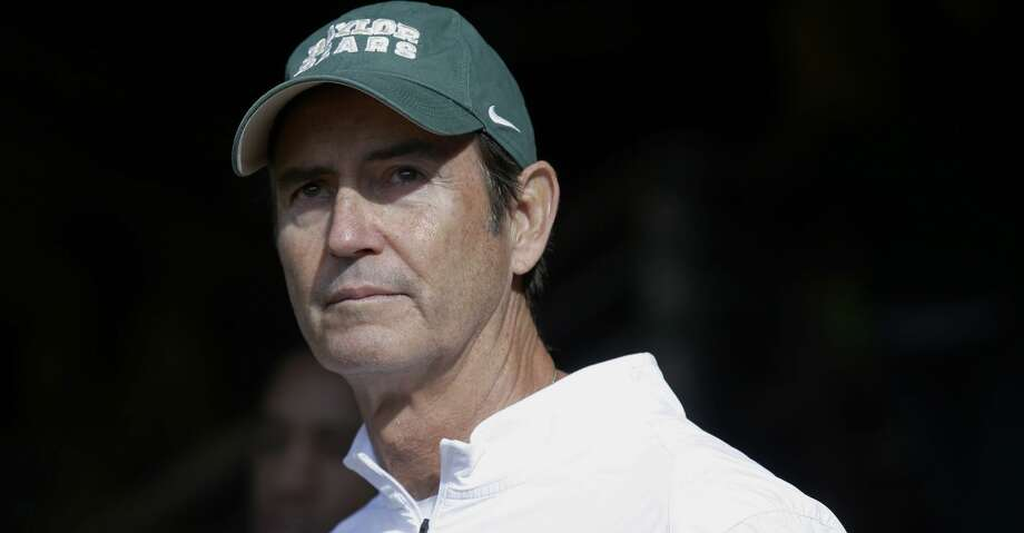 Former football coach Art Briles received $15.1 million from Baylor following his 2016 dismissal during the school's sexual assault scandal. Photo: LM Otero/ASSOCIATED PRESS