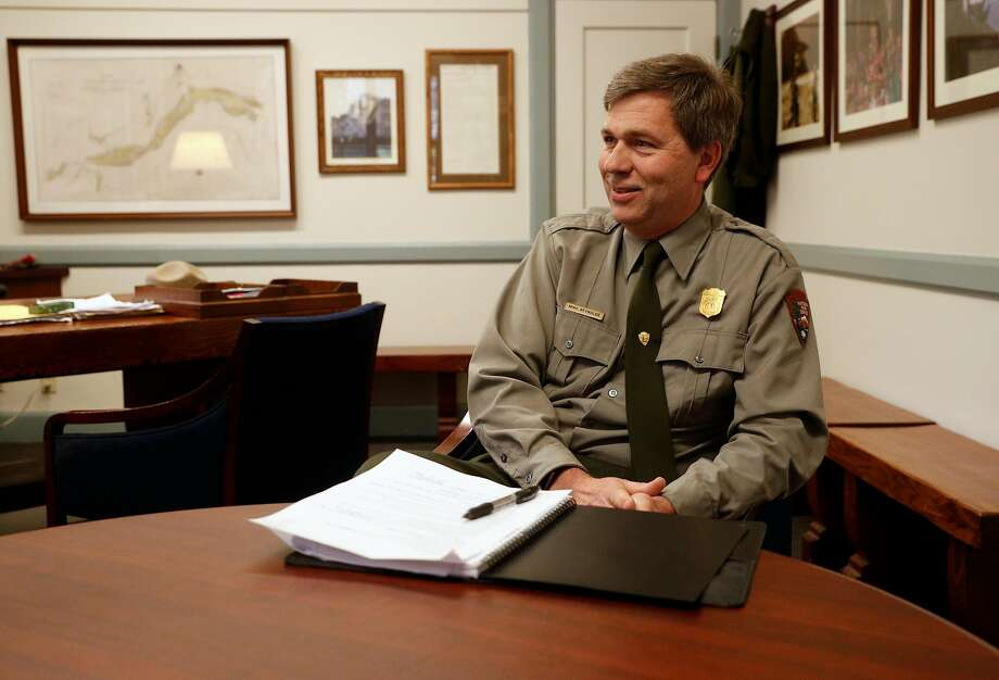 Michael Reynolds returns to Yosemite as superintendent after being ousted by the Trump administration as head of the National Park Service. Photo: Michael Macor / The Chronicle