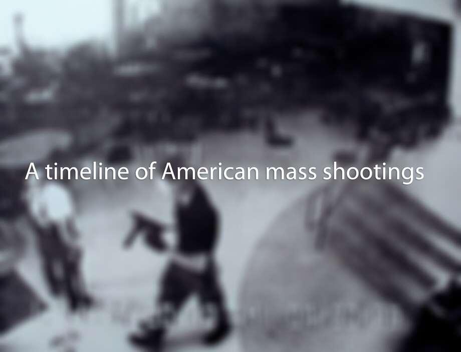Photo: Mass Shooting