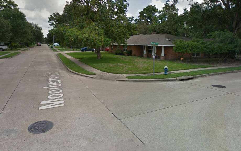 One person was found dead inside a house fire in northwest Houston on Friday night. Photo: Google Maps