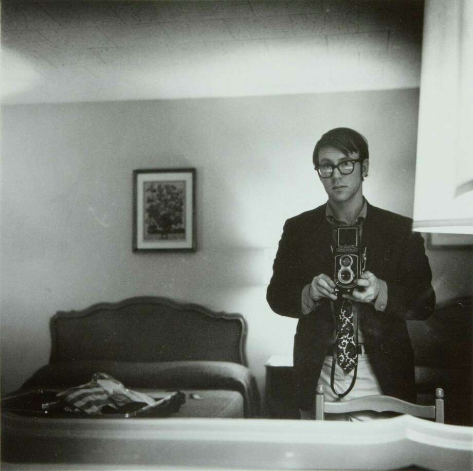 The Bruce Museum will open 'In Time We Shall Know Ourselves,' an exhibition of black-and-white photographs by Raymond Smith, on April 7. It will host a reception and artist talk on April 15 with the photographer, shown above in a self portrait. Photo: Sarah Puckitt / / Montgomery Museum of Fine Arts