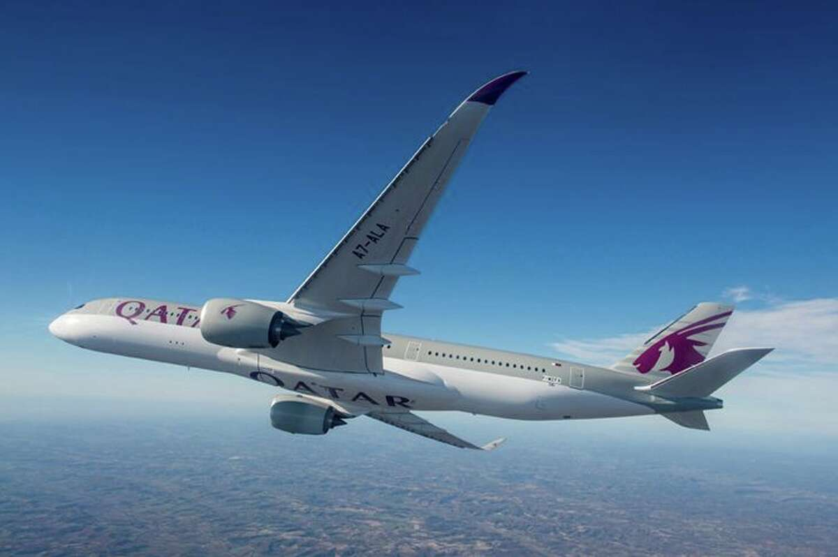 Qatar Airways will use an Airbus A350 between SFO and DOH