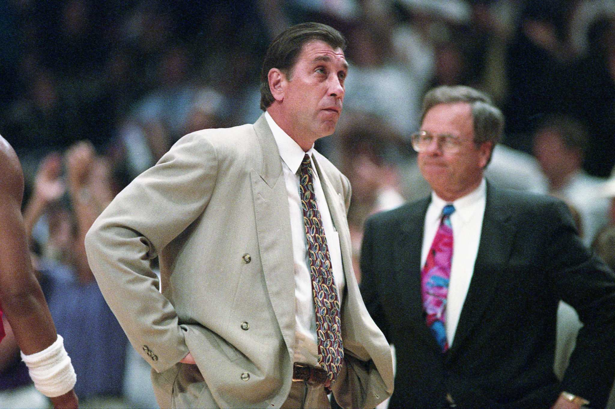 Solomon: Hall of Fame gets it wrong on Rudy Tomjanovich
