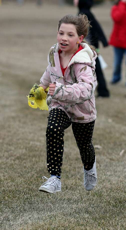 Caseville Easter Egg Hunt 2018 Photo: Paul P. Adams/Huron Daily Tribune