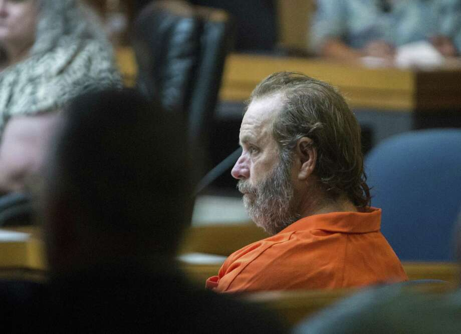 Schlitterbahn co-owner Jeffrey Wayne Henry sits in court during an extradition hearing Wednesday, March 28, 2018, in the 107th state District Courtroom in Brownsville, Texas. Henry was arrested in Cameron County for charges stemming from a Kansas-based grand jury indictment regarding the 2016 death of a 10-year-old-boy at the Schlitterbahn company's Kansas City waterpark. Photo: Jason Hoekema /Associated Press / AP2018