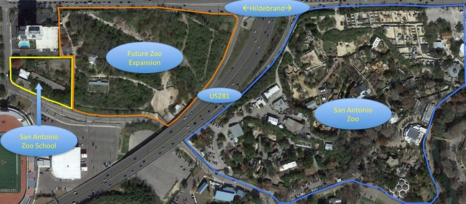 San Antonio Zoo plans expansion after selection to house cloned ...