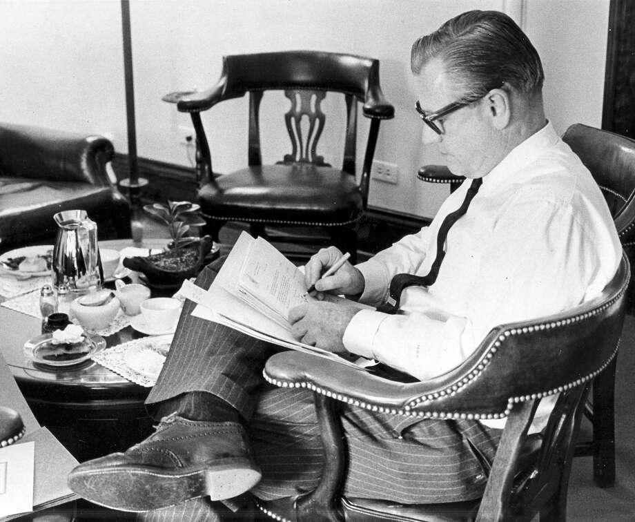 Gov. Nelson Rockefeller 1968. (Times Union archive)