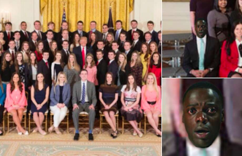 White House Intern Group Photo Sparks Searing 'Get Out ...