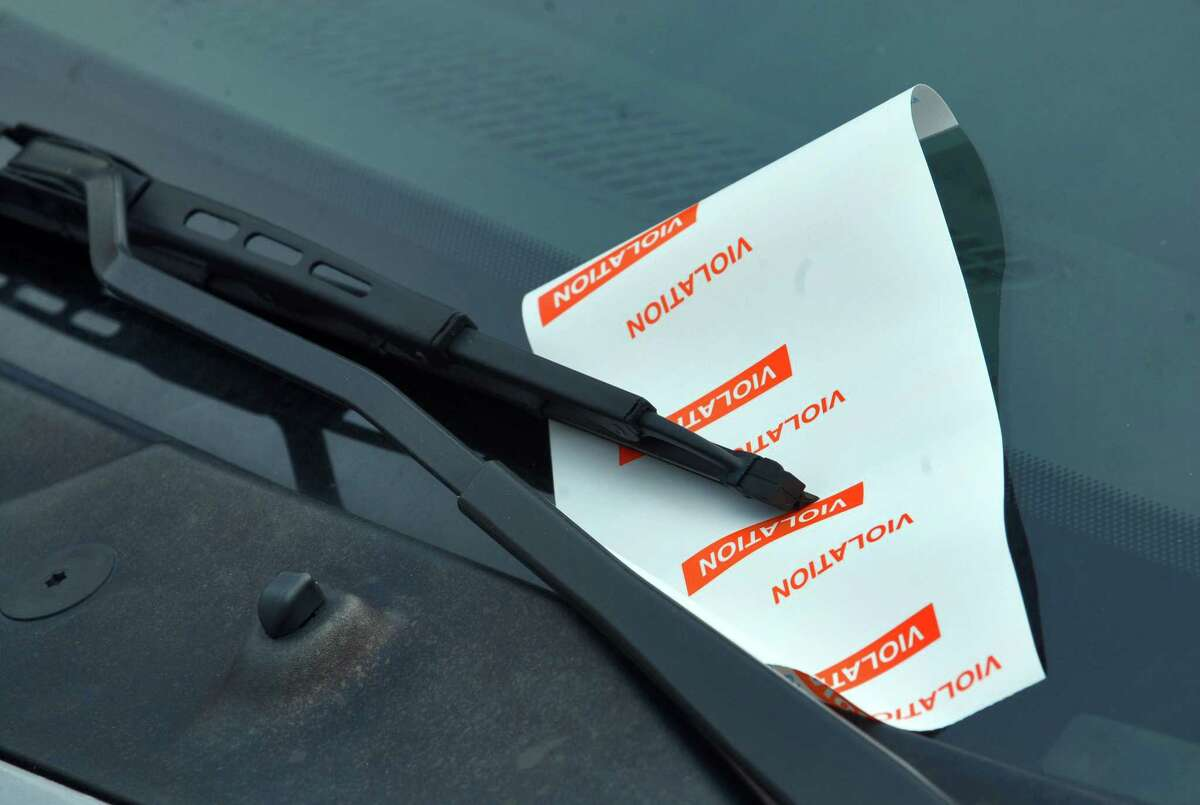 Residents in Schenectady's Stockade neighborhood are outraged after police wrote parking tickets for vehicles parked in violation of the city's restrictions after snowstorms.