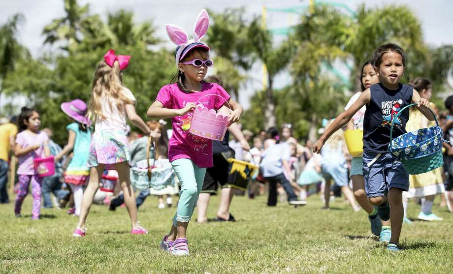 PHOTOS: Family-fun things to do in the Houston area during Easter weekend 