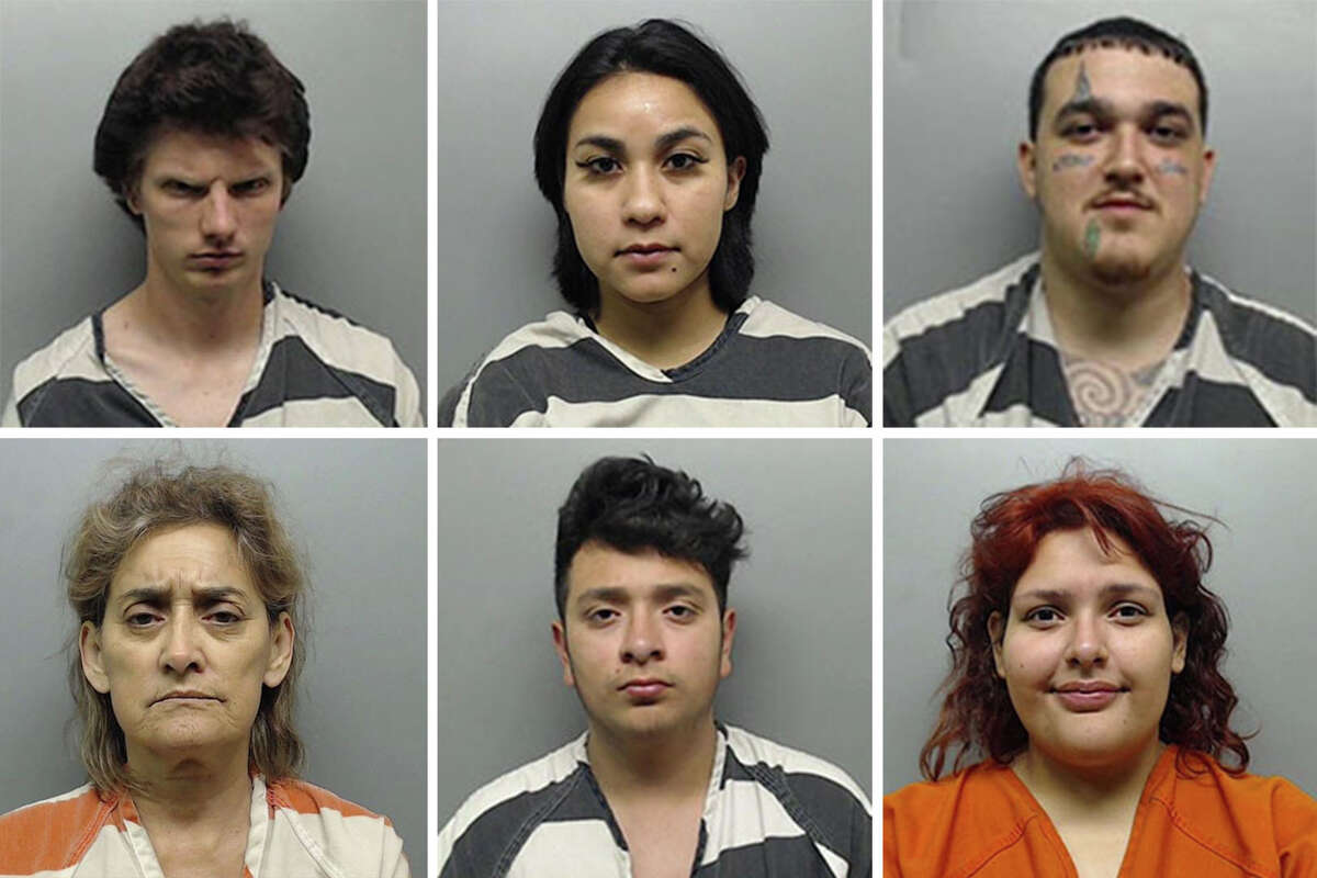 Click through the following gallery to see the most notable mugshots from crimes around Laredo during the month of March 2018.
