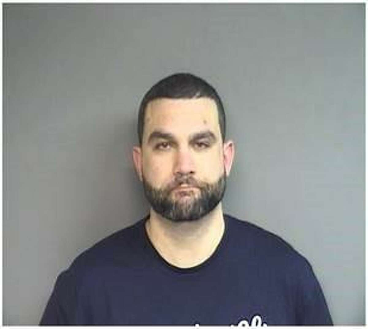 Jose Amor, 30, of Stamford, was charged with possession of heroin Friday night after he was allegedly found with 20 bags of the powerful drug.
