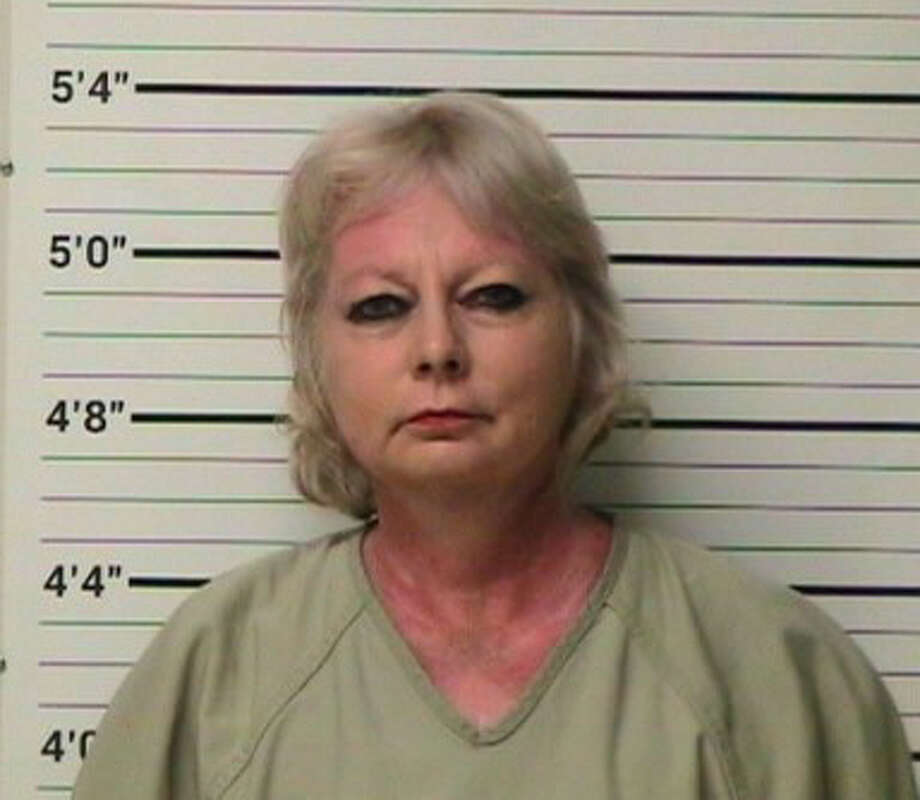 Kerr County District Clerk Robbin Burlew was arrested the weekend of March 31-April 1, 2018, and is facing charges of DWI/open container. Photo: Kerr County Sheriff's Office