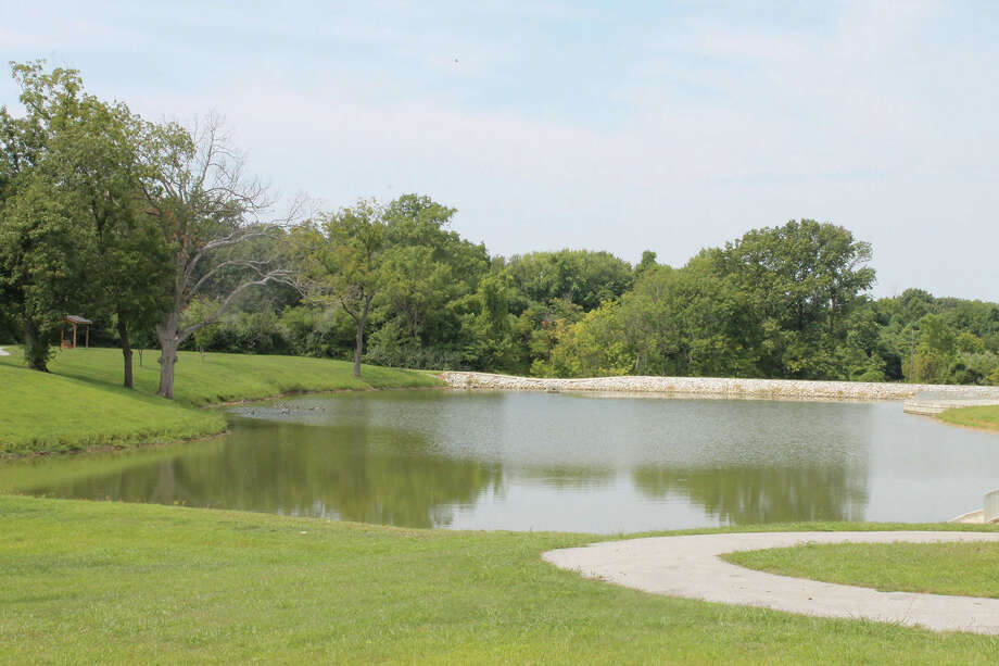 Roy M. Schon Park in Glen Carbon. Photo: Intelligencer Photo