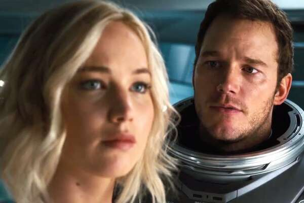 "Jennifer Lawrence, ""Passengers"" (2016) Critic Score: 30%  What the critics said: ""Disappointing at best, problematic at worst."" -Dallas Morning News"