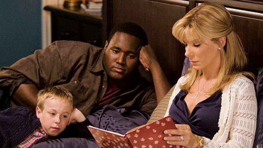 """Sandra Bullock, """"The Blind Side""""Critic Score: 67%What the critics said: """"Quite how Sandra Bullock deserved an Oscar for her one-note turn as bleached supermum Leigh-Anne is a mystery, since it transforms a potentially worthwhile character study into a grandstanding star vehicle."""" -Time Out Photo: Warner Brothers, / Via Business Insider"""