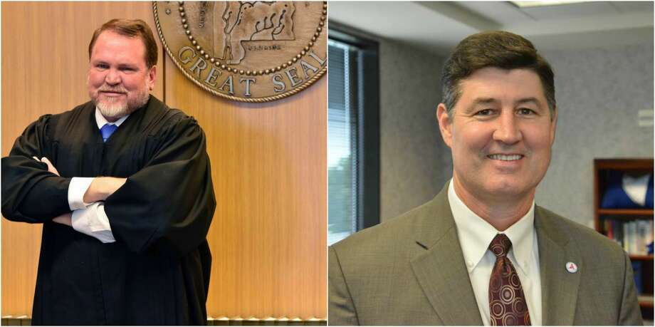 Circuit Court Judge David Carpenter of Alabama's 10th district has accused Katy ISD superintendent Lance Hindt of bullying when the two were classmates at Taylor High School in 1982.Swipe through to see a timeline of the controversy surrounding Hindt.  Photo: Facebook/Stratford Booster Club