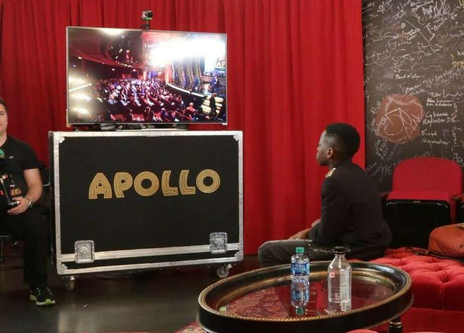 "DeCory recently performed on ""Showtime at the Apollo."" Photo: Courtesy Photo"