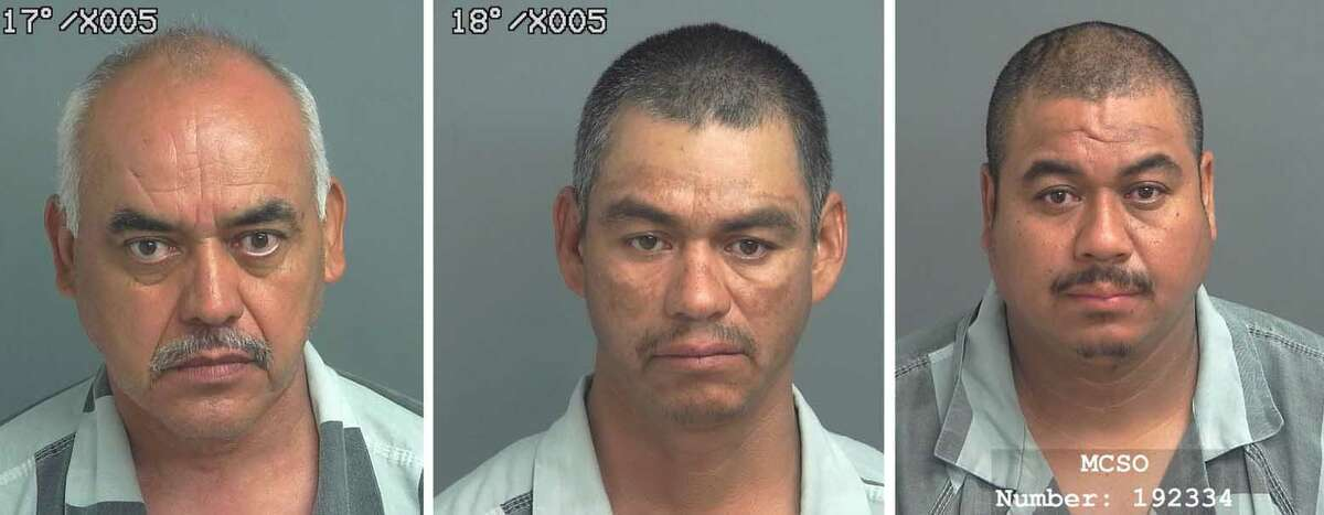 Cockfighting InApril 2018, Montgomery County Sheriff's Office deputies arrested three men and charged them with felony cockfighting. Police said 12 live roosters and 18 dead roosters were found at the scene. Two others received citations for attending the cockfighting event. Read more:Three arrested in connection with alleged cockfighting ring in Cleveland
