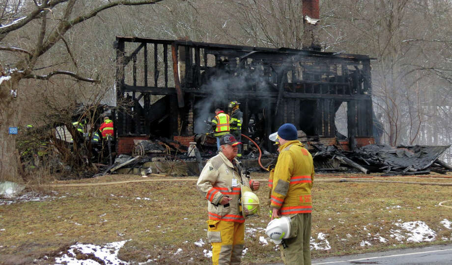 Three children, grandparents dead in Durham fire - Times Union