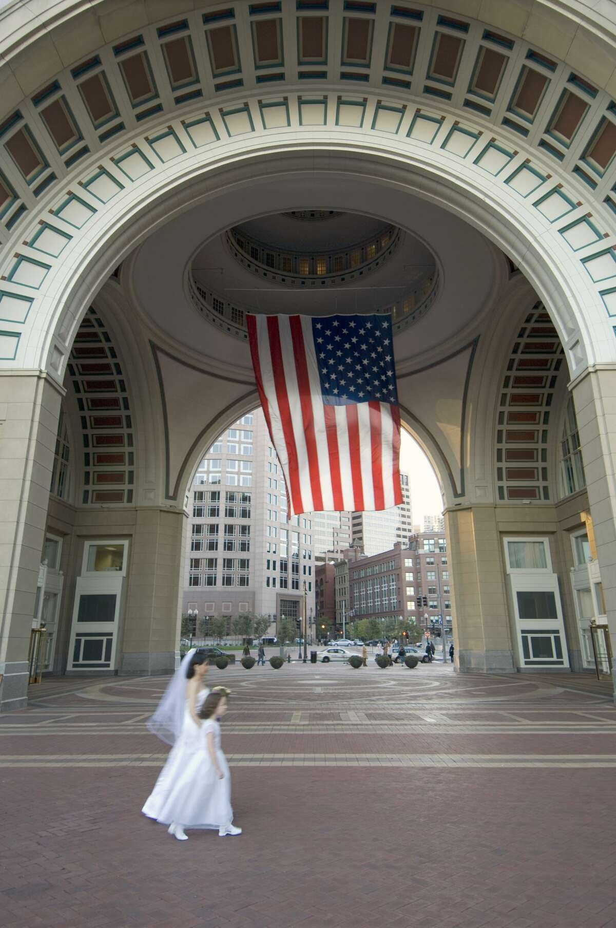 10. Boston, Massachusetts Average wedding: $40,667