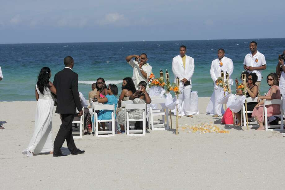 11. South FloridaAverage wedding: $40,634 Photo: Jeff Greenberg/UIG Via Getty Images