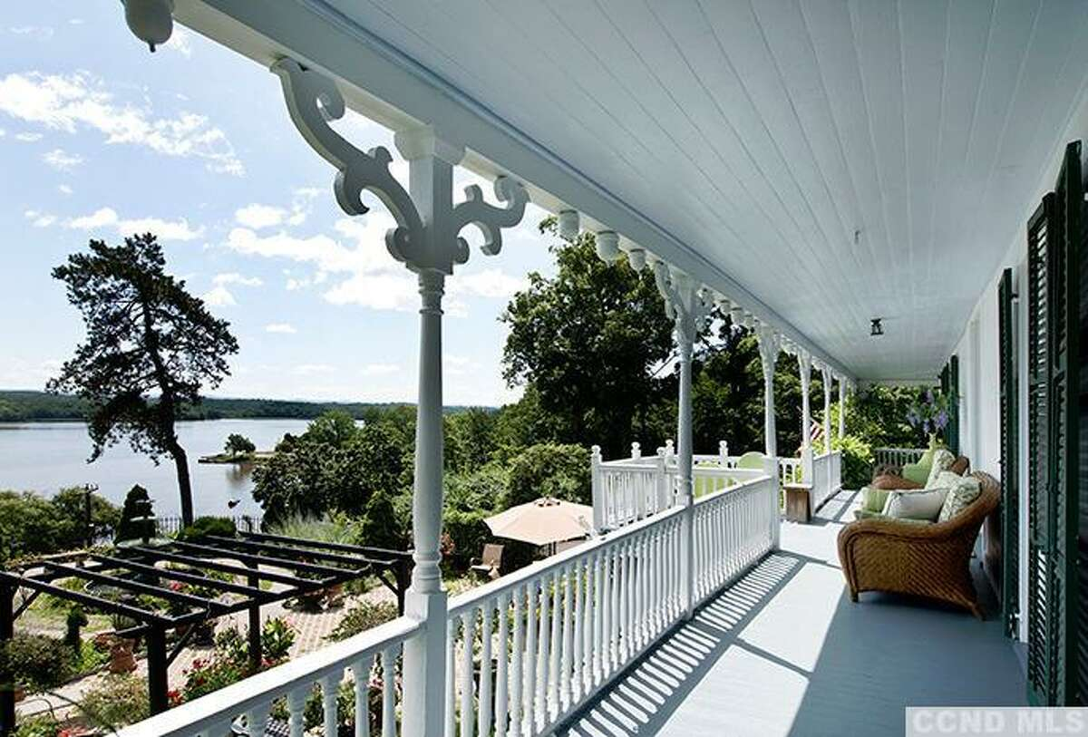 $1,400,000. 38 Riverside Ave., Coxsackie, NY 12051. View listing.