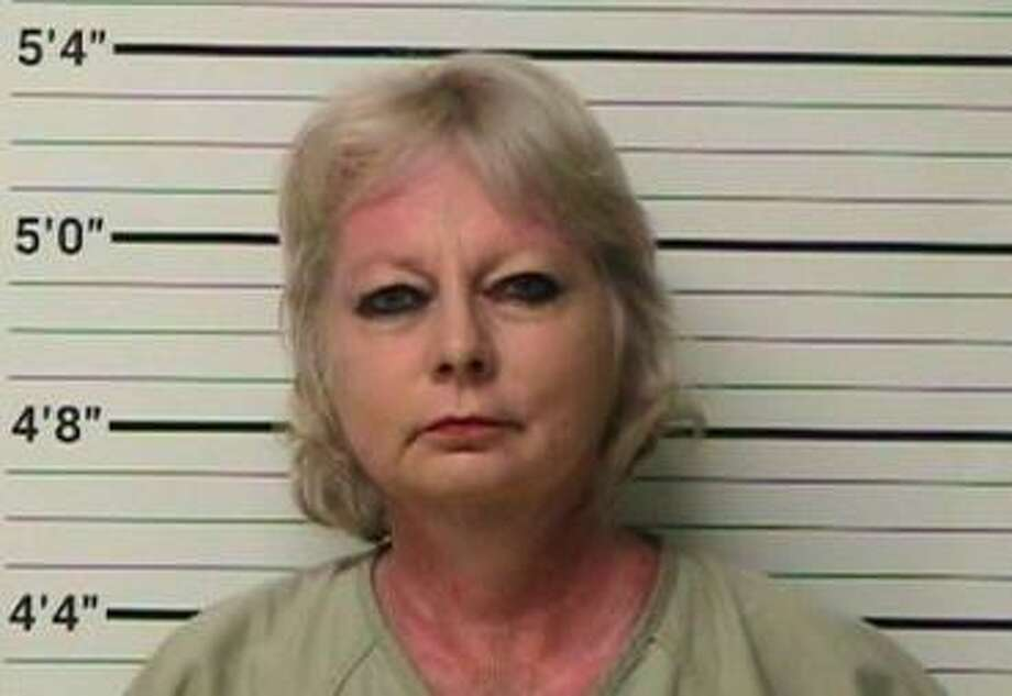 Robbin Burlew, district clerk of Kerr County, charged with DWI and an open container violation by Kerrville police on March 31, 2018. Photo: Kerr County / Courtesy