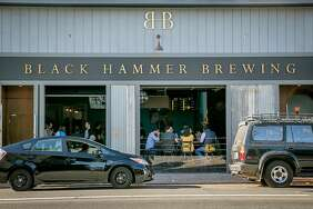 Black Hammer's CBD beers will now be available only at the SoMa taproom. The brewery plans to open a second taproom in the Castro.