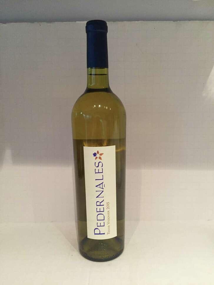 2015 Pedernales Cellars Texas Viognier