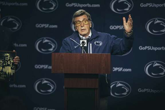 Al Pacino stars in the HBO movie about Joe Paterno.